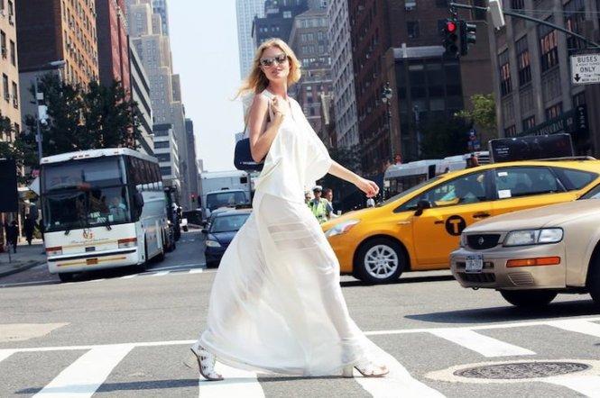 Fashion Week Street Style NY - BB Style